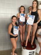 Mistrzostwa Kielc w pływaniu kl. 5-6