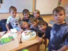 Dzień Chłopaka w klasach 1-3