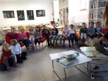 Oddział przedszkolny 0b w Instytucie Dizajnu