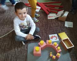 Edukacja sensoryczna w przedszkolu