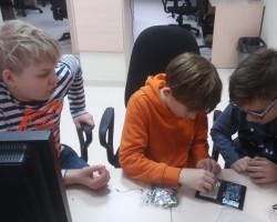 Mechatronika na zajęciach informatycznych