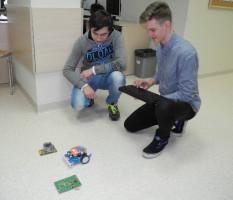 Testujemy robota