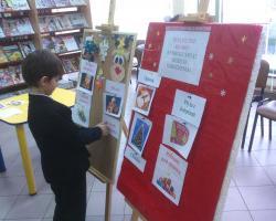 Przedświąteczna wizyta w Bibliotece Miejskiej