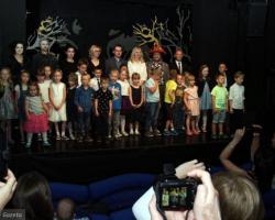 Wręczenie nagród w Teatrze Lalki i Aktora