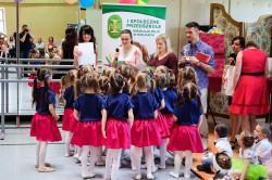 Wojewódzki Festiwal Przedszkolnych Formacji Tanecznych