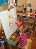 Twórcza zabawa w przedszkolu
