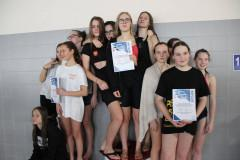 Mistrzostwa Kielc w pływaniu kl. 7-8
