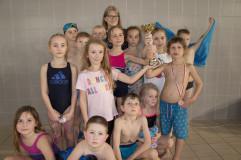 Mistrzostwa Kielc w Pływaniu kl. 1-2