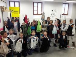 Wizyta klasy 3a w Institute of Design Kielce
