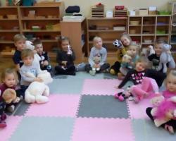 Światowy Dzień Pluszowego Misia w przedszkolu