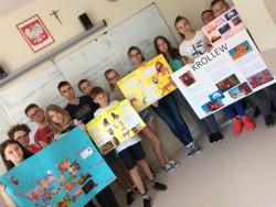 Projekty edukacyjne w klasie 6