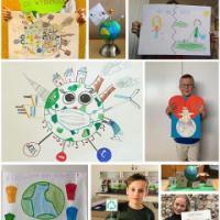 Dzień Ziemi w klasie 3b