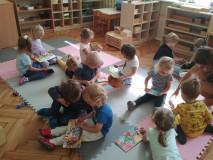 Zajęcia u naszych najmłodszych
