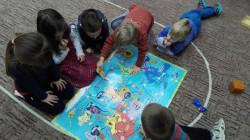 Zajęcia Montessori w grupie 3-4latków
